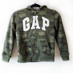 GAP Kids • Star Wars Zip-up  Camo Hoodie